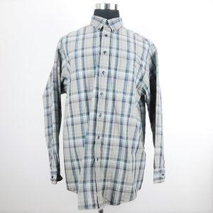 Roundtree & Yorke Long Sleeve Button Shirt